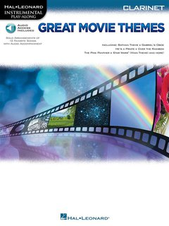 Great Movie Themes - Klarinette