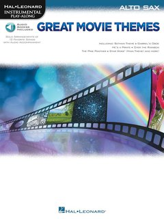 Great Movie Themes - Altsaxofon