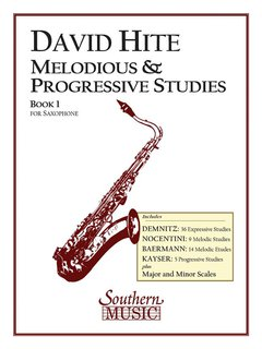 Melodious and Progressive Studies - Book 1