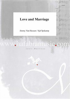 Love and marriage - Partitur