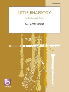 Little Rhapsody (Klarinette und Klavier)