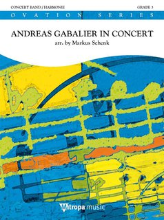 Andreas Gabalier in Concert - Set (Partitur + Stimmen)