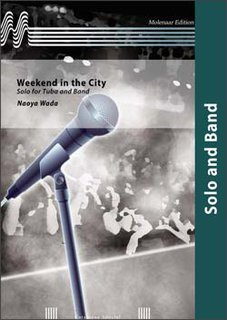 Weekend in the City - Partitur