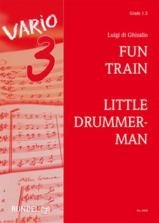 Fun Train / Little Drummerman