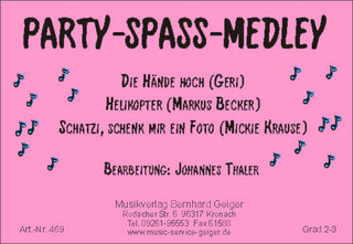 Party-Spaß-Medley