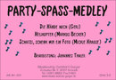 Party-Spa�-Medley