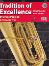 Tradition of Excellence 1 - Tuba in C (Bassschlüssel)