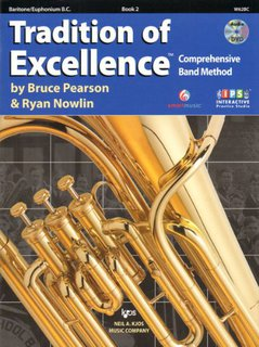 Tradition of Excellence 2 - Bariton in C (Bassschlüssel)