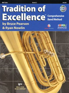 Tradition of Excellence 2 - Tuba in C (Bassschlüssel)