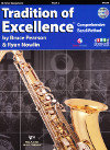 Tradition of Excellence 2 - Tenorsaxofon in B