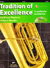 Tradition of Excellence 3 - Tuba in C (Bassschlüssel)