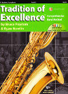 Tradition of Excellence 3 - Bariton-Saxofon in Es