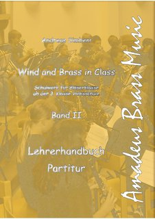Wind and Brass in Class Band 2 - Schulwerk für Bläserklassen - Tenorsaxofon