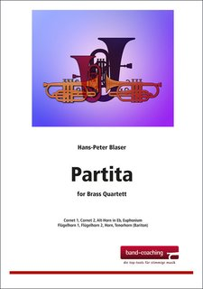 Partita f�r Brass Quartett