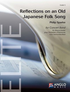 Reflections on an Old Japanese Folk Song - Set (Partitur + Stimmen)