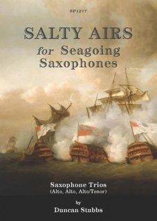 Salty Airs for Seagoing Saxophones