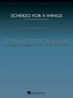 Scherzo for X-Wings - Partitur