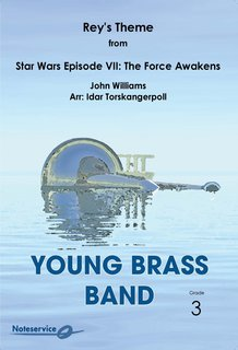 Reys Theme from Star Wars Episode VII: The Force Awakens