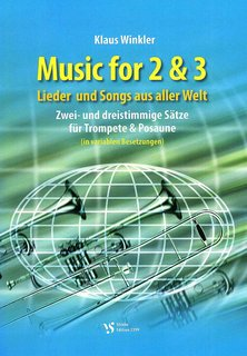 Music for 2 & 3