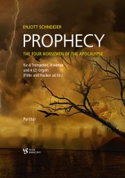 Prophecy - Trompete 1 in B