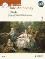 Baroque Flute Anthology (Vol. 2)