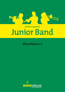Junior Band - Bläserklasse 2 - Eufonium in B