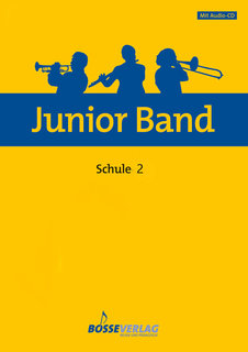 Junior Band Schule 2 - Tenorsaxofon