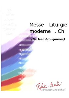 Messe Liturgie moderne - Set Wind Band