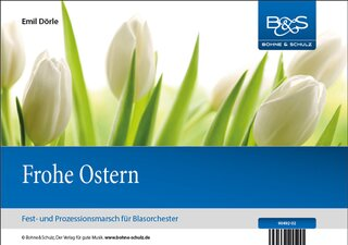 Frohe Ostern - Tuba in B
