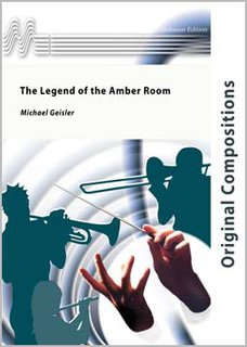The Legend of the Amber Room - Partitur