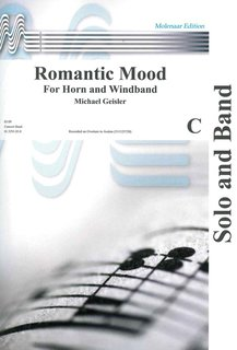 Romantic Mood - Partitur