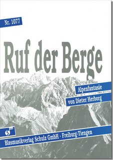 Ruf der Berge - 2. Bass in C/Bb