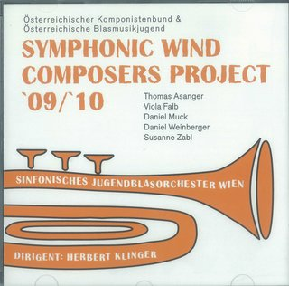 Symphonic Wind Composers Project 2009/2010