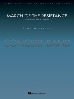 March of the Resistance - Partitur