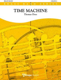 Time Machine - Set (Partitur + Stimmen)