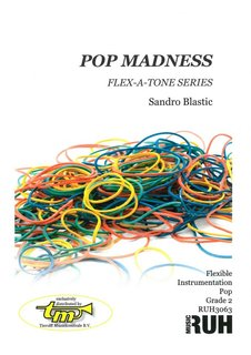 Pop Madness - Set (Partitur + Stimmen)