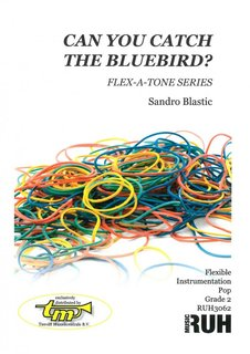 Can you catch the Bluebird? - Set (Partitur + Stimmen)