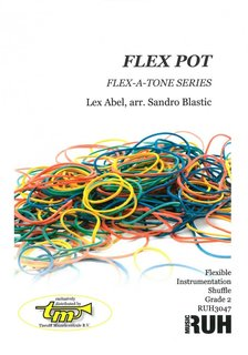 Flex Pot - Set (Partitur + Stimmen)