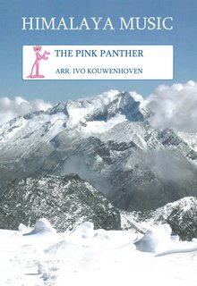 The Pink Panther - Partitur