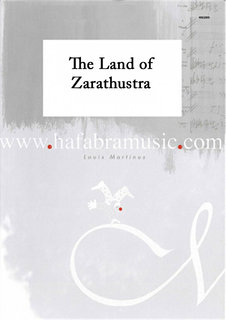 The Land of Zarathustra - Partitur