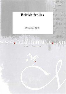 British frolics - Partitur