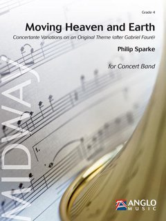 Moving Heaven and Earth - Set (Partitur + Stimmen)