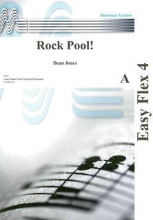 Rock Pool! - Partitur