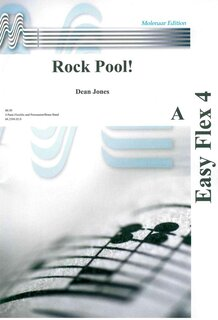Rock Pool! - Set (Partitur + Stimmen)