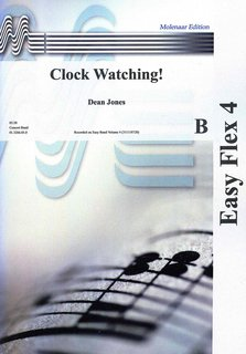 Clock Watching! - Partitur