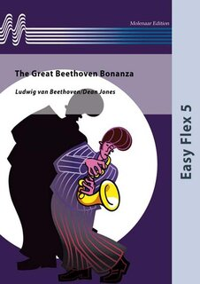 The Great Beethoven Bonanza - Set (Partitur + Stimmen)