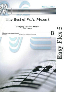 The Best of W.A. Mozart - Set (Partitur + Stimmen)