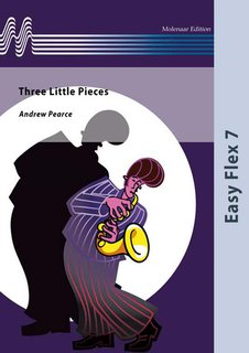 Three Little Pieces - Set (Partitur + Stimmen)
