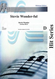 Stevie Wonder - ful - Set (Partitur + Stimmen)