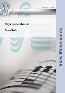 Days Remembered - Partitur